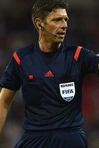 Gianluca Rocchi Wasit UEFA Super Cup