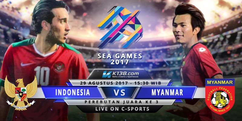 Indonesia vs Myanmar Sea Games 2017
