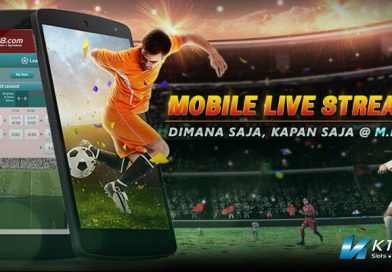 Mobile Live Streaming – Live Big Match Tanpa Download