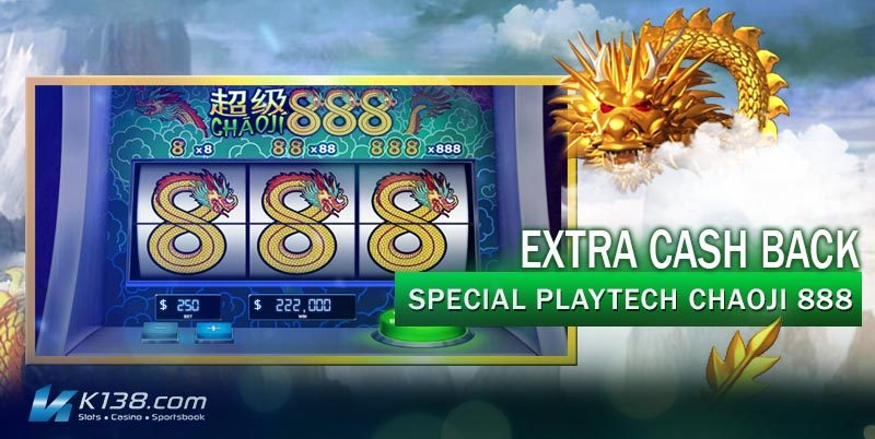 Playtech Slot Game Super Chaoji 888