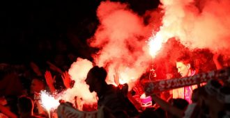 Arsenal vs Cologne: Fans Jerman ditangkap saat polisi