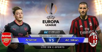 Arsenal vs Ac Milan