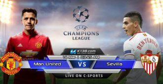 Manchester United vs Sevilla