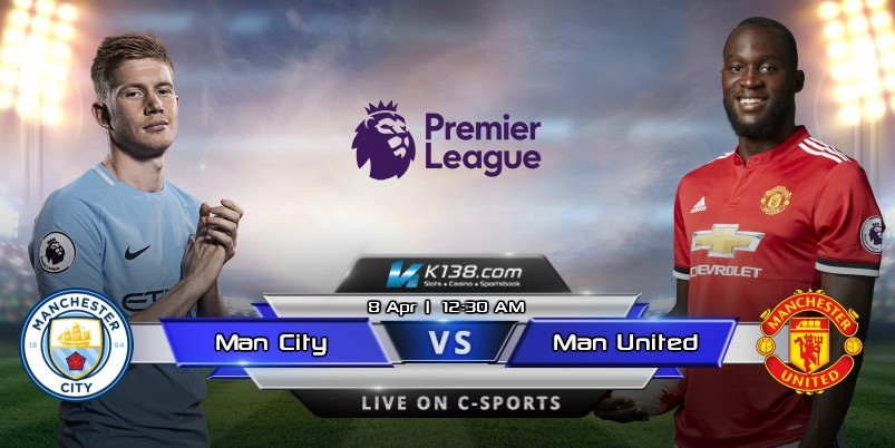 Live Streaming Man City vs Man united