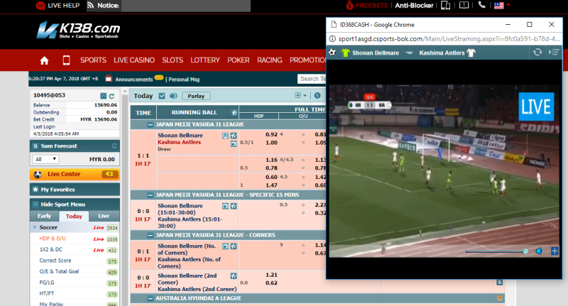 Fooball Betting