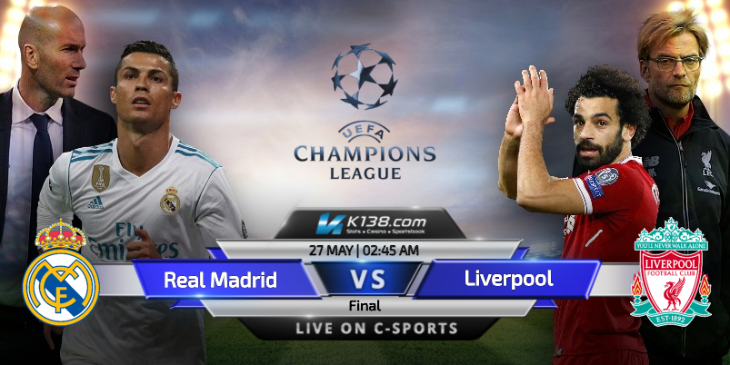Real vs Liverpool