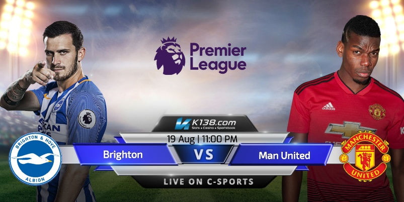 Brighton vs man united